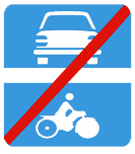 Hết đường dành cho ôtô, xe máy