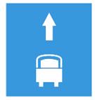 Làn đường dành cho ôtô khách