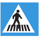 Đường người đi bộ sang ngang