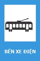 Bến xe điện