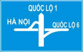 Chỉ dẫn cầu vượt liên thông